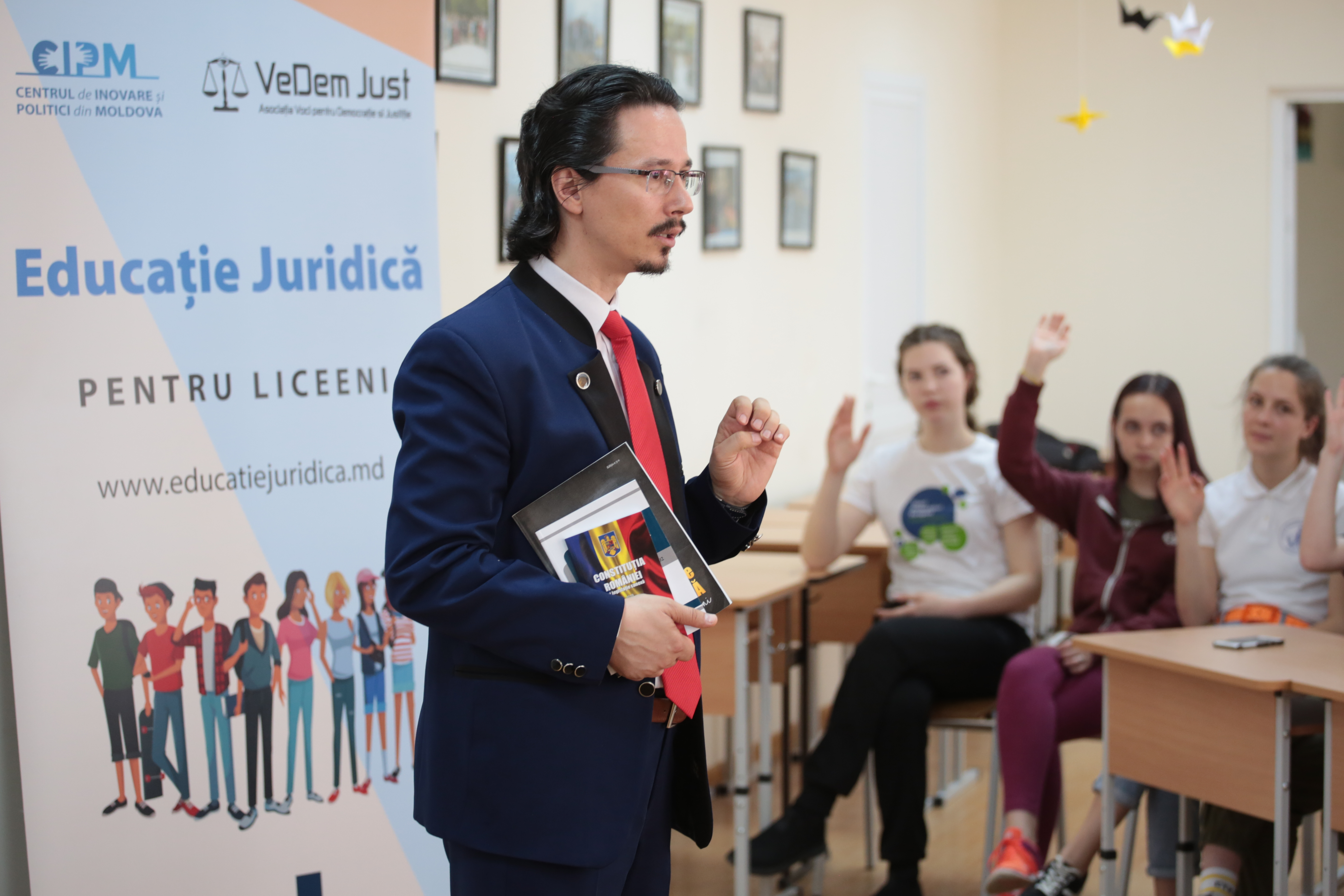 Legal Education Innovators seeding respect for laws for younger generation